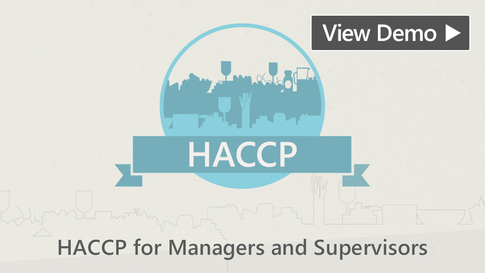 City Guilds Haccp Certification For Supervisors Managers