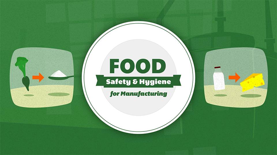Level 2 Food Hygiene Certificate for Manufacturing | Online Training