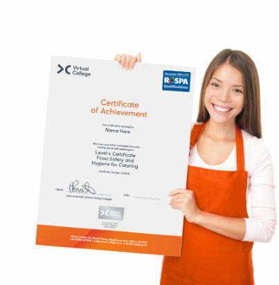 food hygiene certificate   basic food hygiene training courselevel  food certificate